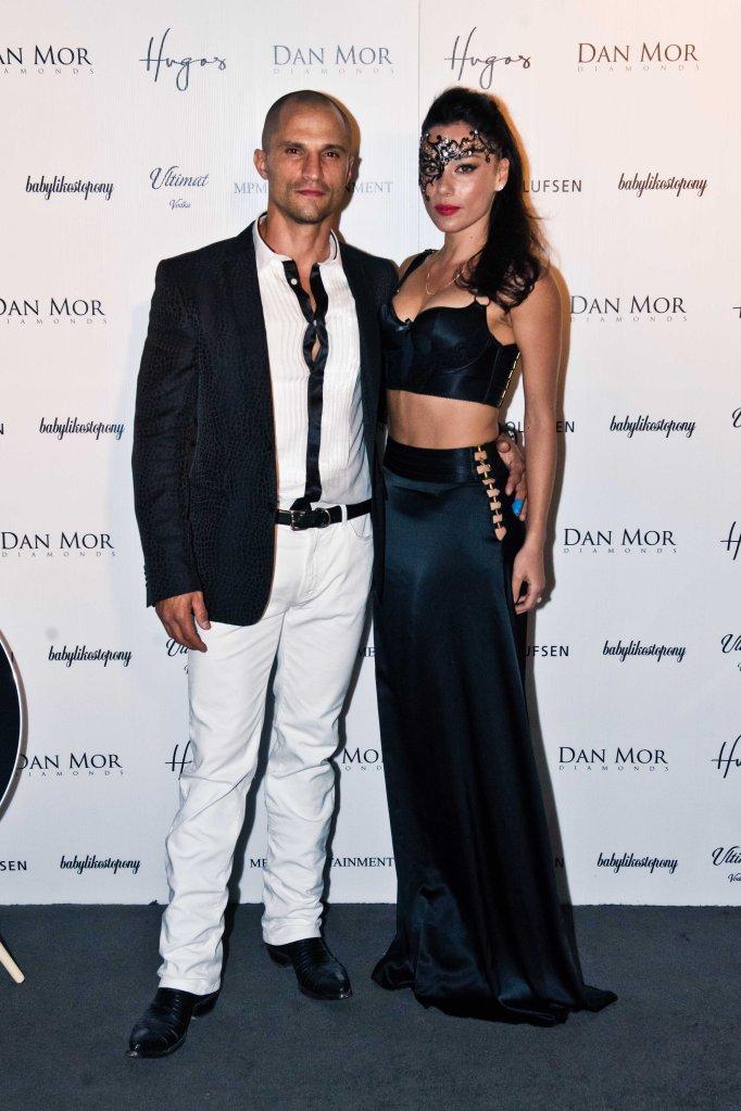 Hosts Dan Mor and Lea Yanai