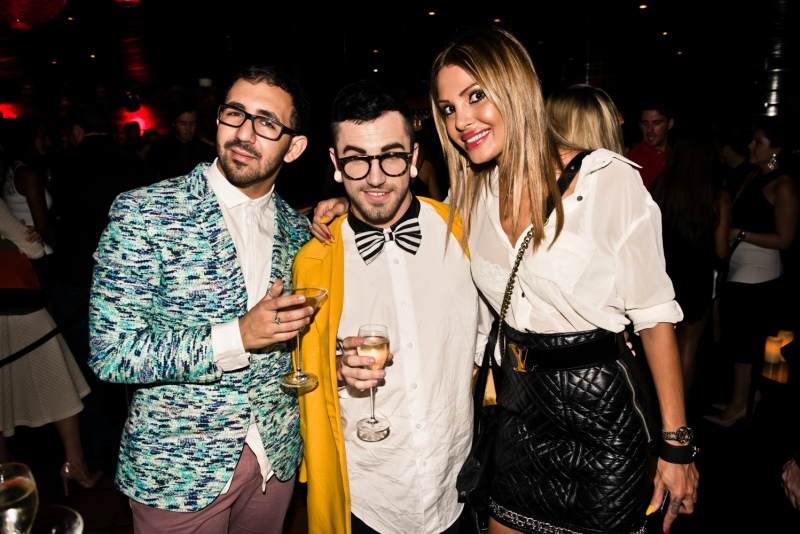 LukeLatty-Hugos fashion week afterparty-0027
